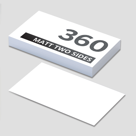 360 Artboard Matt Two Sides