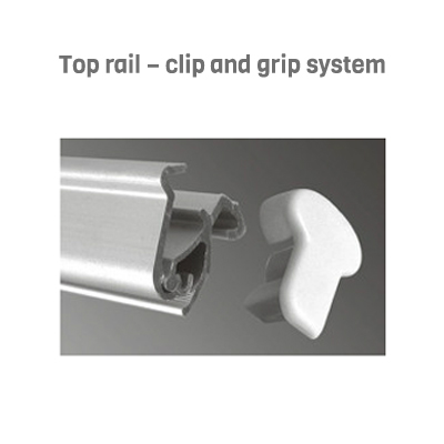 Pull Up Banner Standard Top